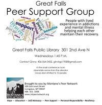 Great Falls Peer Support Group