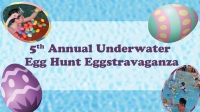 Peak Underwater Egg Hunt