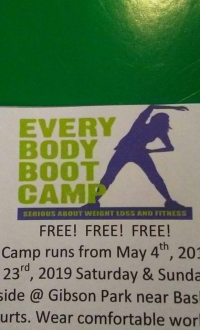 Every Body Boot Camp