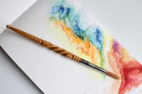 Beginning Watercolor Class (Ages 16yrs+)