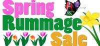 Huge Spring Rummage Sale