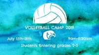 Elementary Volleyball Camp