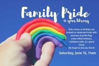 Family Pride Celebration