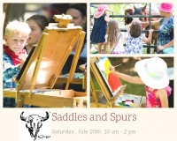 Saddle and Spurs - Free Public Event