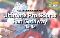 Ultimate Pro-Sports Fan Getaway Raffle