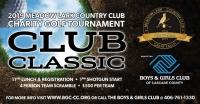 2019 Club Classic Golf Tournament