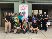 LETR Tip-A-Cop Fundraiser for Special Olympics