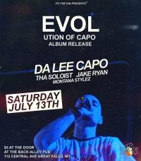 Da Lee Capo, The $ololist, Jake Ryan, MT Stylez