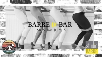 Barre to Bar