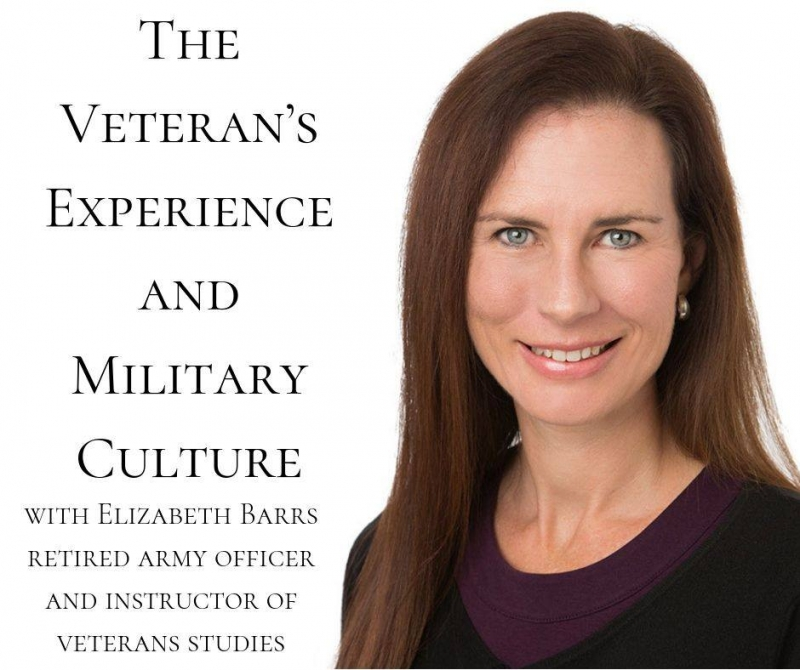 The Veteran's Experience and Military Culture with Liz Barrs 07/11/2019  Great Falls, , Great Falls Public Library - Special Events Event | Great  Falls Events