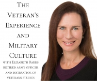 The Veteran's Experience and Military Culture with Liz Barrs