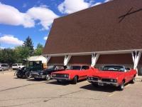 4th Annual Car Show and Ice Cream Social