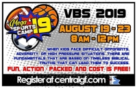 Mega Sports Camp VBS 2019