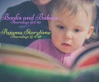 Books and Babies, Pajama Storytime
