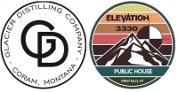 Glacier Distilling Tasting at Elevation 3330