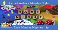 Game Night at The Celtic Cowboy