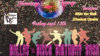 Dallas's Disco Birthday Bash