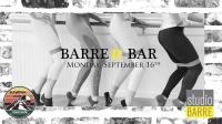 Barre to Bar - 80's Night