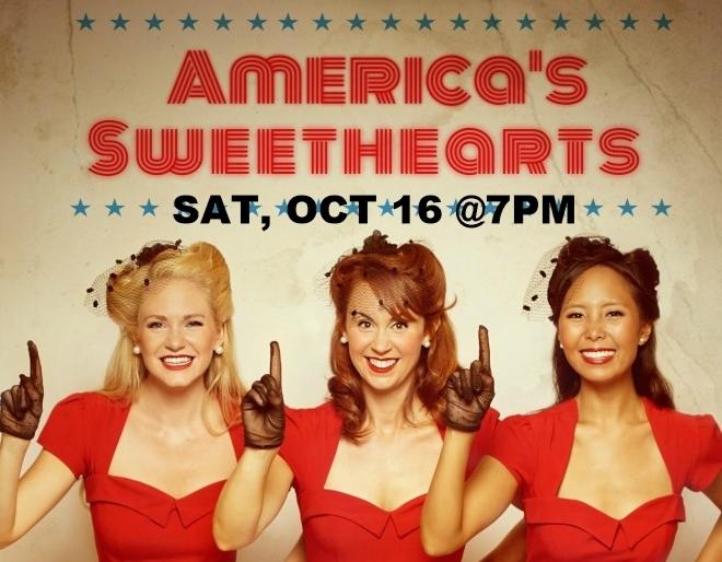 America's Sweetheart Concert