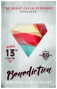 Great Falls Symphony Presents:  Benediction