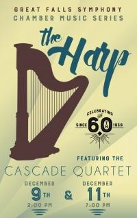 The Harp featuring the Cascade Quartet