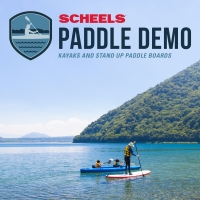Scheels Paddle Demo
