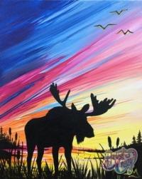 Moose Big Sky