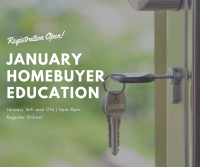 New Year, New Home - NeighborWorks Homebuyer Education