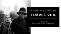 Temple Veil Concert