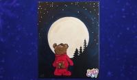 Bear Full Moon