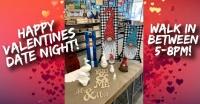 Valentines Day Ceramic Workshop