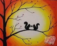 Squirrel Romance Class