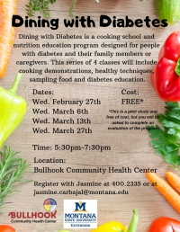 Dining with Diabetes Series