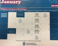 Job Search Techniques Workshop