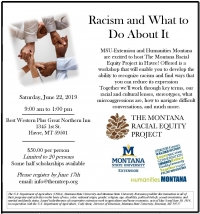 Racism and What to Do About It
