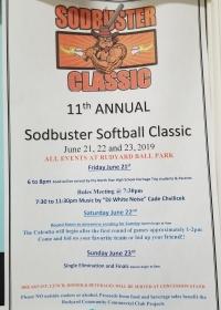 Sodbuster Softball Classic