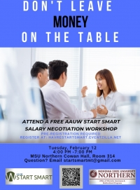 Start Smart, Fair Pay Workshop