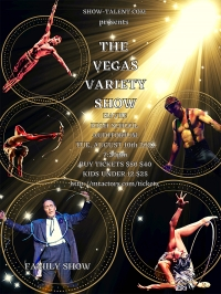Show Talent Productions presents The Vegas Variety Show
