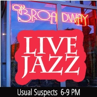 Usual Suspects Live! at ON BROADWAY