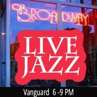 Vanguard Live! at ON BROADWAY