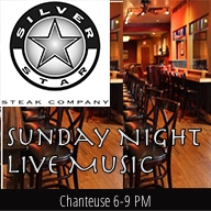 Sunday Night Live Music with Chanteuse