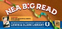 NEA Big Read Wrap-Up Book Discussion