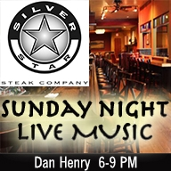 Dan Henry Live! at Silver Star