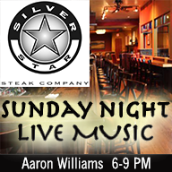 Aaron Williams Live! at Silver Star