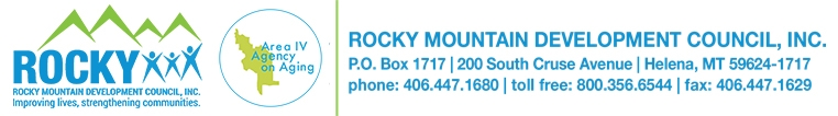 Rocky's Agency on Aging Virtual Events