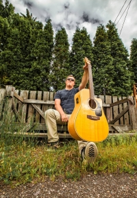 Live Session with Aaron Williams at the Blackfoot