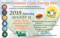 Montana Clean Energy Fair