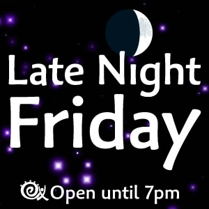 Late night friday open until 7pm 04 25 2014 education for Wedding venues open late