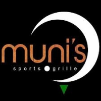Muni's Sports Grille is Open. New Menu.