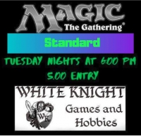 MTG: Standard Tuesdays